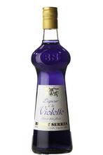 Créme de violette liqueur
