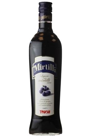 Toschi Mirtilli Liqueur image