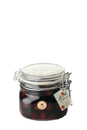 Somerset Cider Morello Cherries image