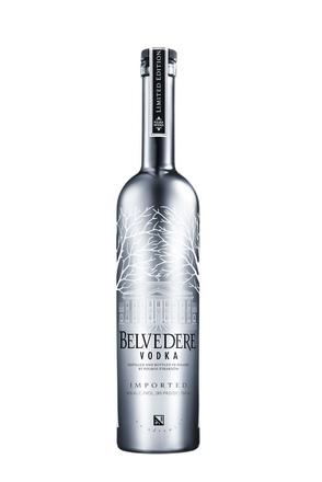Belvedere Silver Bottle image