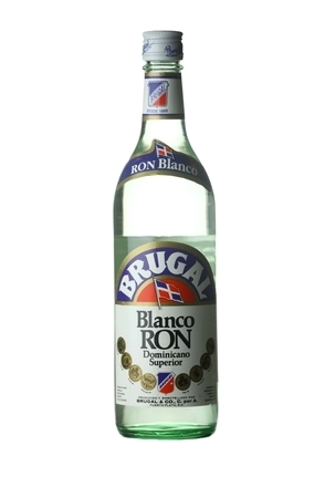 Brugal Ron Blanco/White Label
