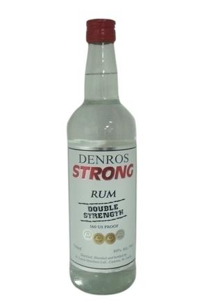 Denros Strong Rum image
