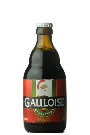 Gauloise Christmas Beer (Bocq Christmas)