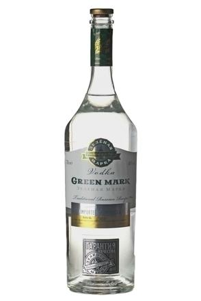 Green Mark (Zelyonaya Marka) Vodka