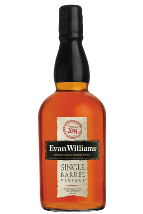 Evan Williams Single Barrel image