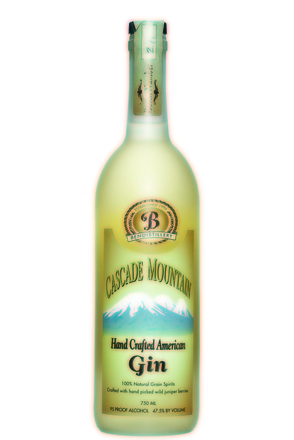Cascade Mountain Gin