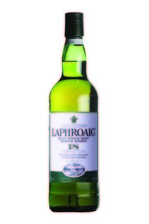 Laphroaig 18 Year old image