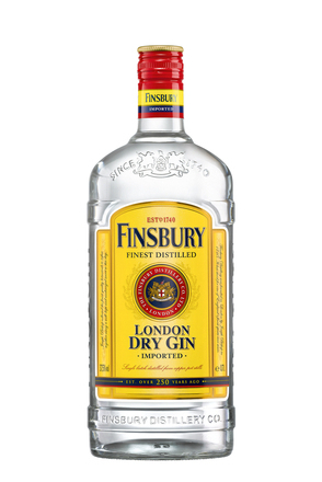 Finsbury London Dry Gin (37.5%) image