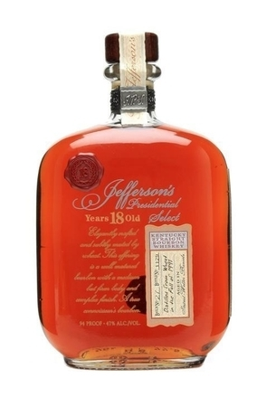 Jefferson's 1991 Presidential Select 17yo