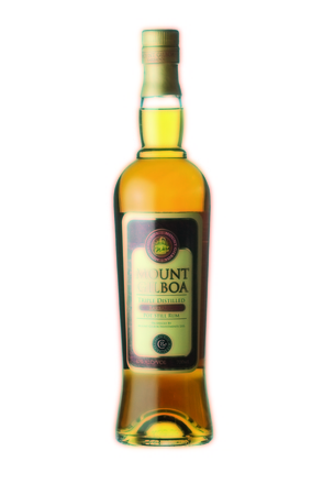 Mount Gilboa Gold Rum image