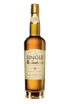 Single De Samalens 8 Year Old image