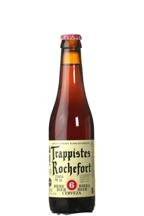 Trappistes Rochefort '6' (Red Cap) image