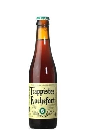 Trappistes Rochefort '8' (Green Cap) image