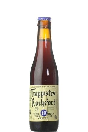 Trappistes Rochefort '10' (Blue Cap) image