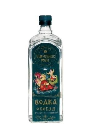 Jewel of Russia Ultra Vodka image