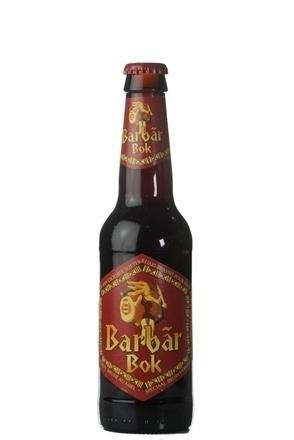 Barbãr Bok Beer