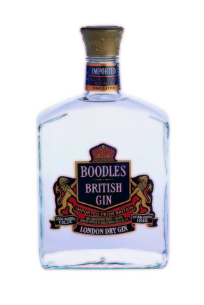 Boodles Gin (45.2%) image