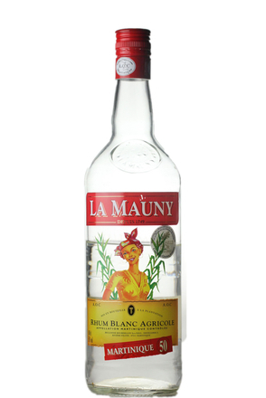La Mauny 50 Rhum Blanc Agricole image