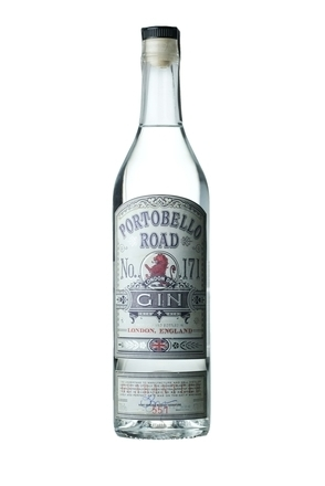 Portobello Road No.171 London Dry Gin image