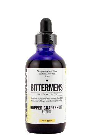 Bittermens Hopped Grapefruit Bitters image