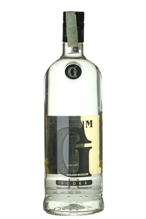Golden Moscow (GM) Vodka image