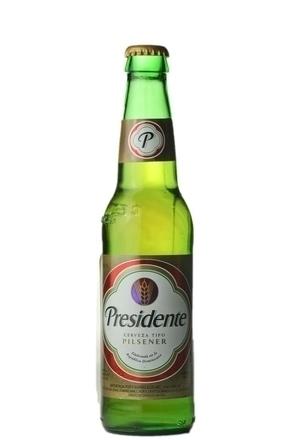 Cerveza Tipo Presidente Pilsner