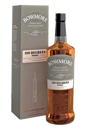 Bowmore 100 Degrees Proof image