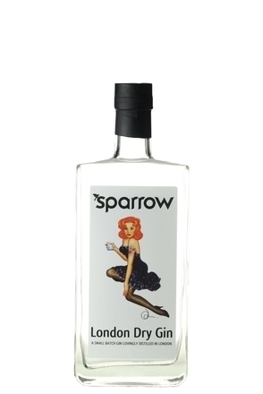 Little Bird London Dry Gin image