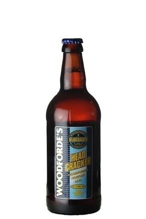 Woodforde's Headcracker Pale Ale image