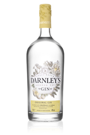 Darnley's View London Dry Gin image