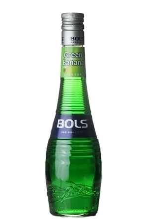 Bols Green Banana Liqueur