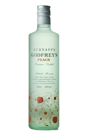 Godfrey's Peach Schnapps image