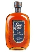 Elijah Craig 18yo Single Barrel image