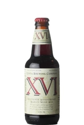 Uinta (XVI) Sixteenth Anniversary Barley Wine