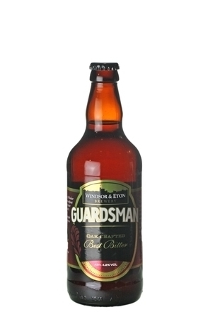 Windsor & Eton Guardsman Best Bitter image