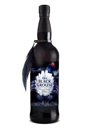 Black Grouse Alpha image