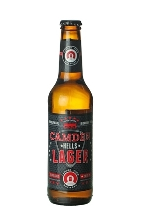 Camden Hells Lager image