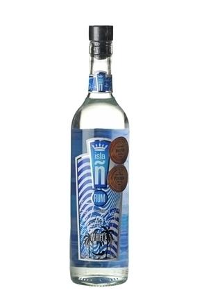 Isla Ñ White Rum