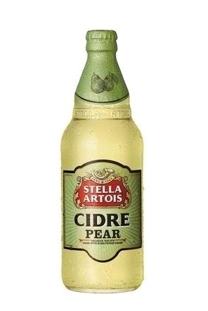 Stella Artois Cidre Pear image