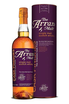 The Arran Amarone Cask Finish image