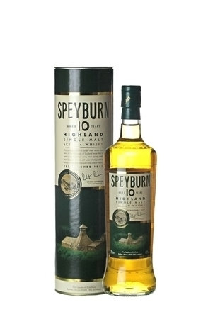 Speyburn 10 Year Old image