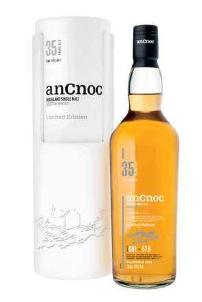 anCnoc 35 Year Old (2nd Release) image