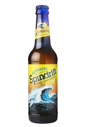 Adnams Spindrift East Coast Blonde Beer image