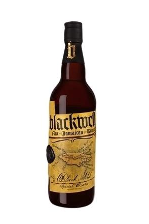 Blackwell 'Black Gold' Rum image
