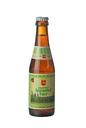 Poperings Hommel Bier image