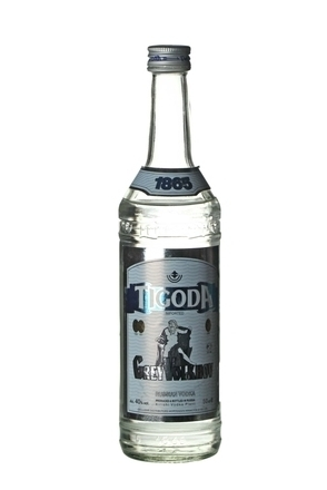 Tigoda Grey Volkhov Vodka image