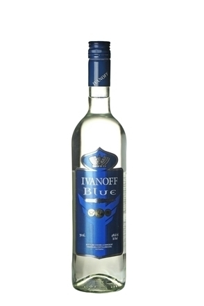 Ivanoff Blue Vodka image