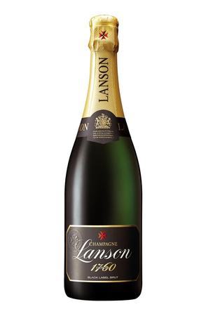 Lanson Black Label brut champagne image