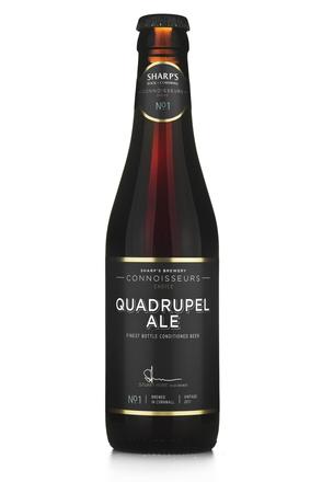 Sharp's Connoisseurs No.1 Quadrupel Ale