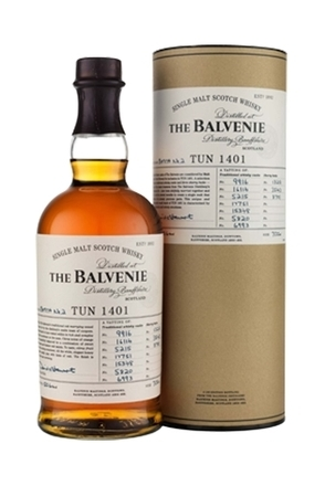 The Balvenie Tun 1401 Batch 5 image